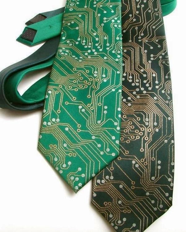 La corbata más geek