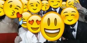 La selfie de los Oscar versión emoticones