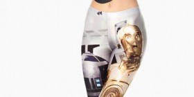 Leggings R2D2 y C3PO. Star Wars