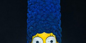 Marge Simpson real