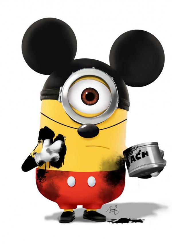Mickey Minion
