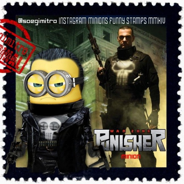 Minion Castigador (The Punisher)
