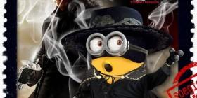 Minion El Zorro