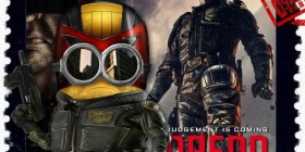 Minion Juez Dredd