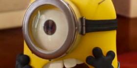 Minion visita al acupuntor