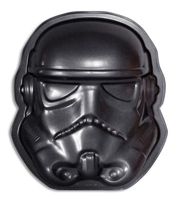 Molde para pasteles Star Wars. Stormtrooper