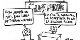 Móvil para hablar por teléfono