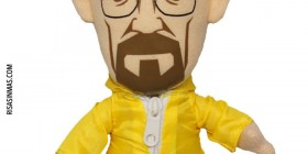 Peluche Walter White. Breaking Bad