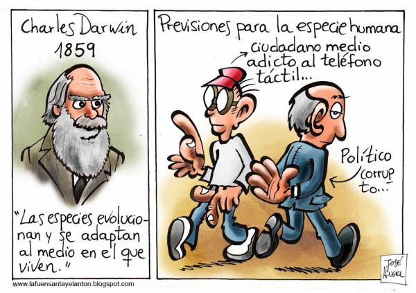 Previsiones darwinianas