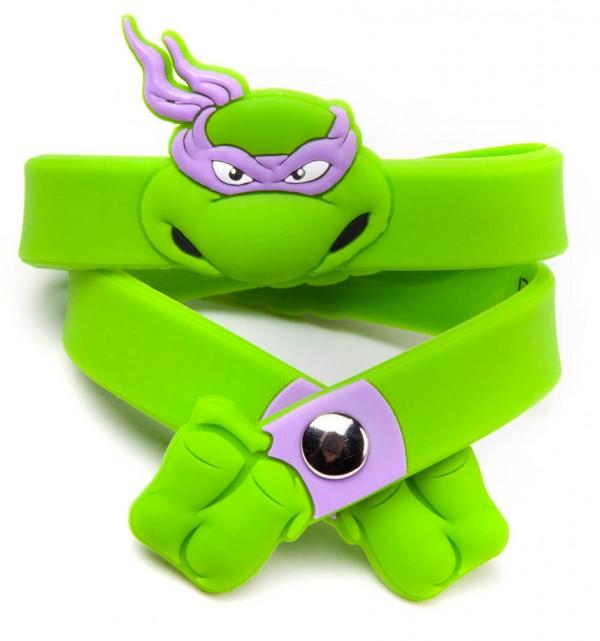 Pulseras de las Tortugas Ninja