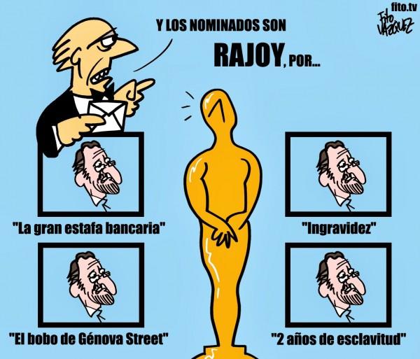 Rajoy nominado por...