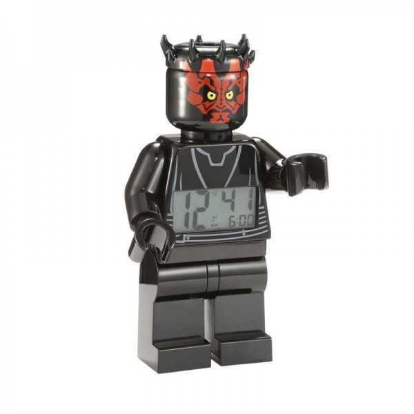 Reloj despertador Darth Maul. Star wars