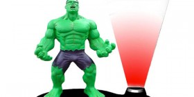 Reloj despertador Hulk