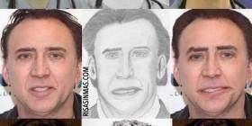Retratos horrorosos de actores