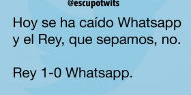 Rey 1-0 Whatsapp