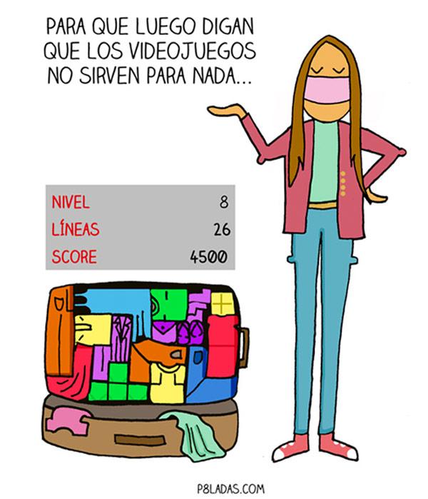 Tetris sirve para algo