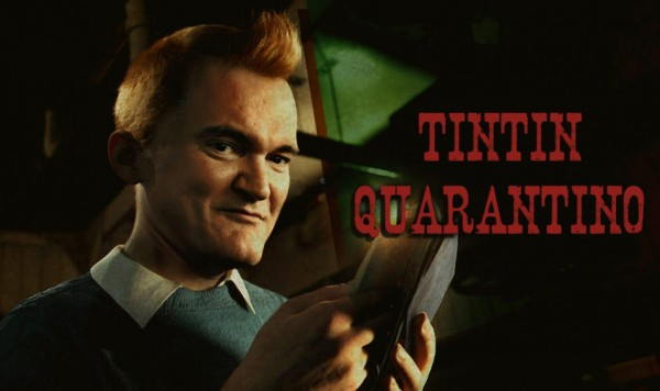 Tintin Quarantino