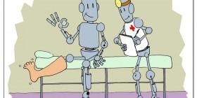Universos paralelos: Robots