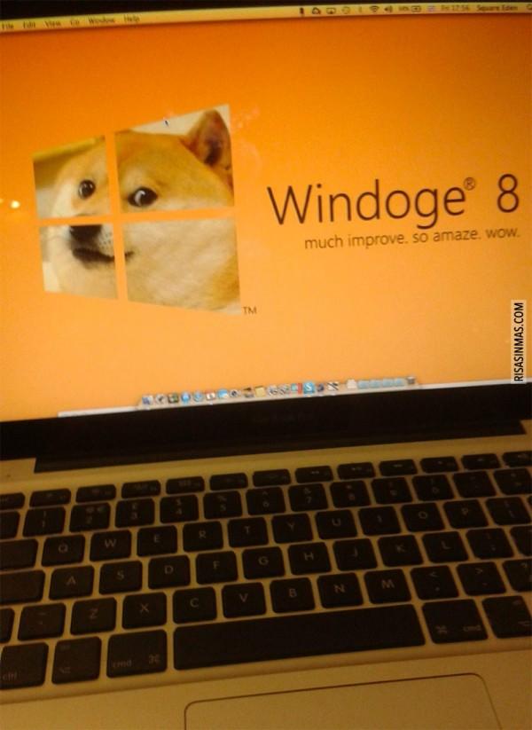 Windoge 8