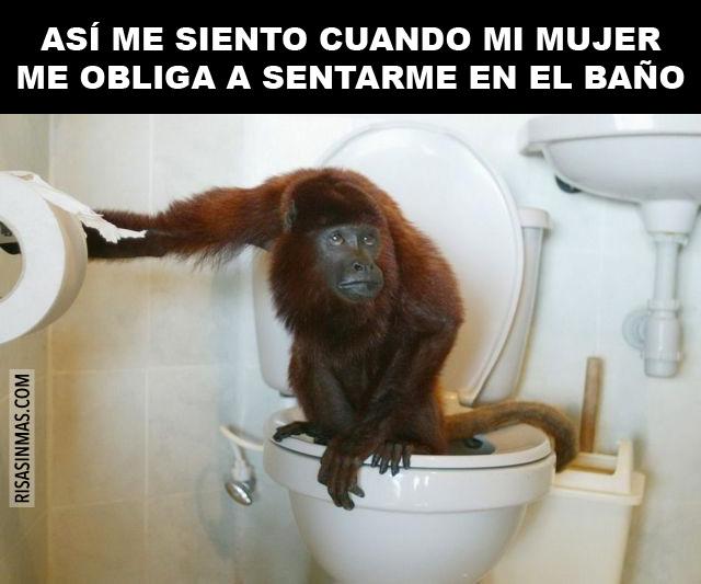 Yo En El Baño
