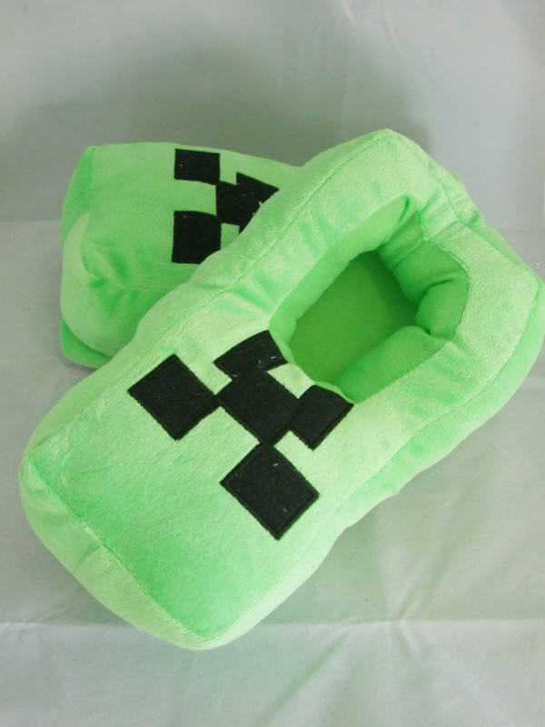 Zapatillas Minecraft