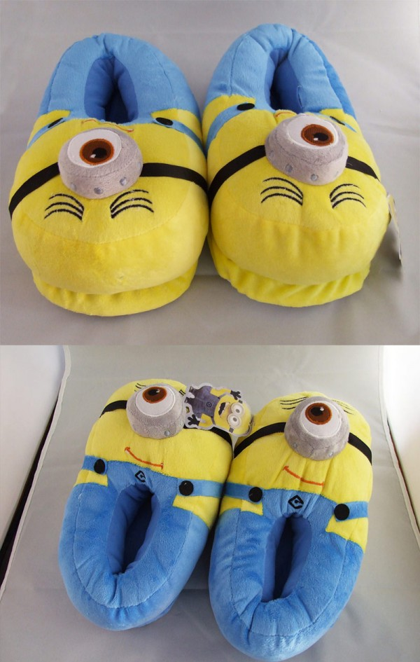Zapatillas del Minion Stuart