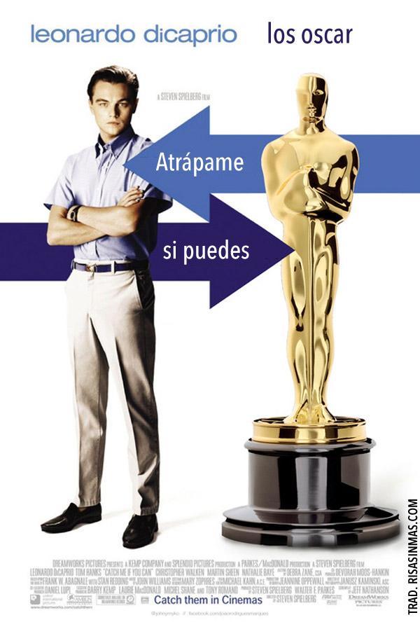 Atrápame si puedes DiCaprio