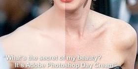 Crema Photoshop, el secreto de mi belleza