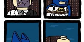 El aspecto de Batman