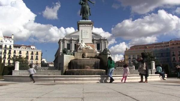 Eyebombing en Madrid