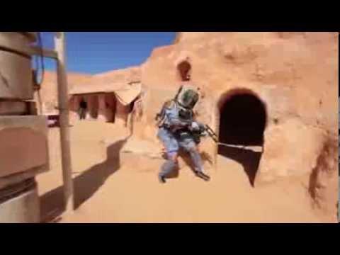 La canción Happy versión Star Wars
