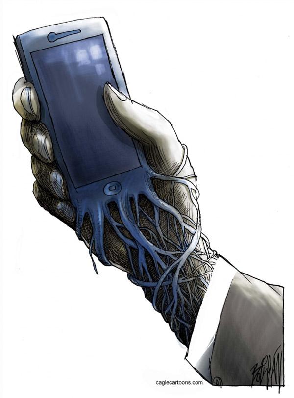 Los móviles son parte de nosotros