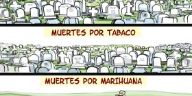 Muertes por marihuana