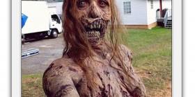La selfie de The Walking Dead