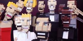 La selfie de los Oscar en LEGO