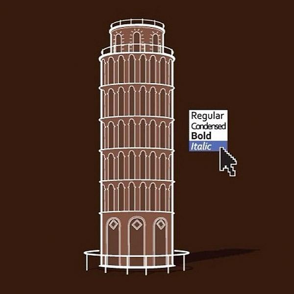 Y así es como se hizo la Torre de Pisa inclinada