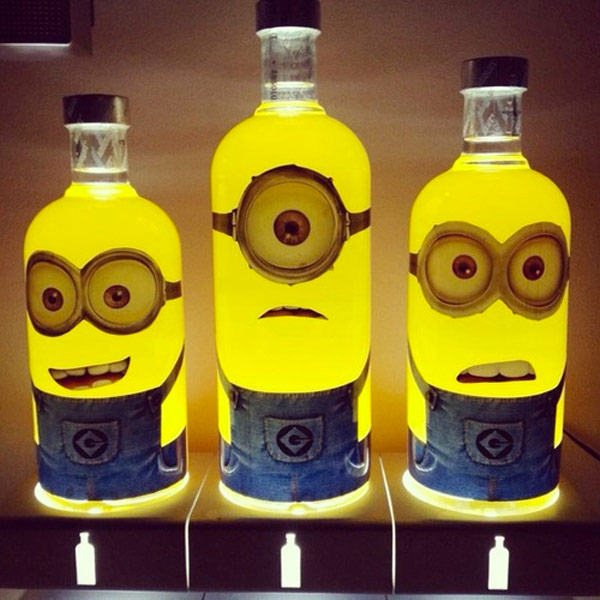 Absolut Minions