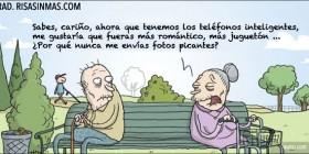 Abuelos modernos