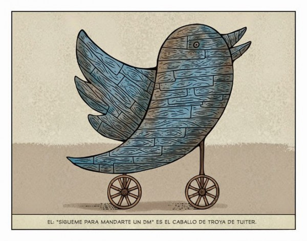 Caballo de Troya de Twitter