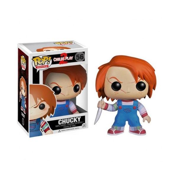 Cabezón Chucky, El Muñeco Diabólico