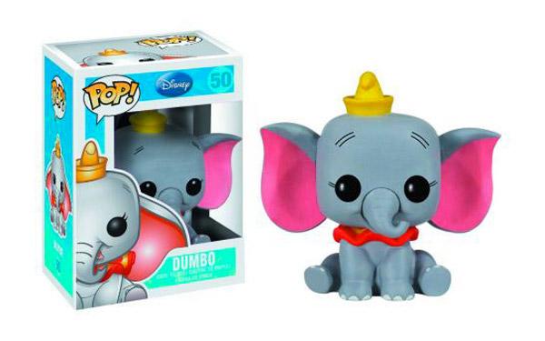 Cabezones de Disney: Dumbo