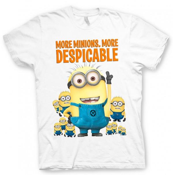 Camiseta More Minions