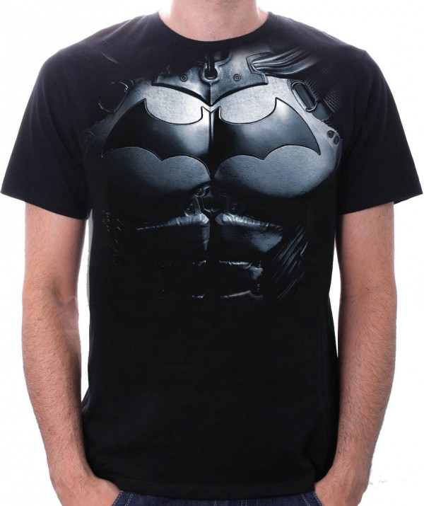 Camiseta armadura Batman