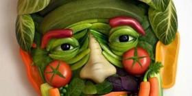 Cara vegetal