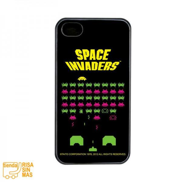 Carcasa móvil Space Invaders