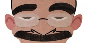 Caricatura de Constantino Romero