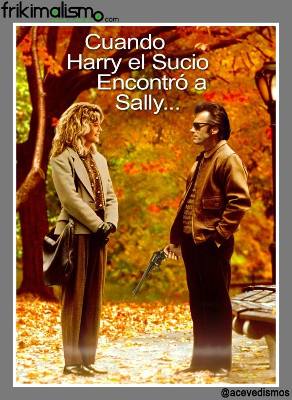 Cuando Harry el Sucio encontró a Sally