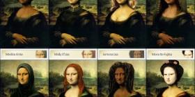 Diferentes versiones de La Mona Lisa