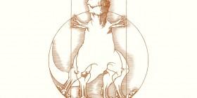 El T-Rex de vitruvio