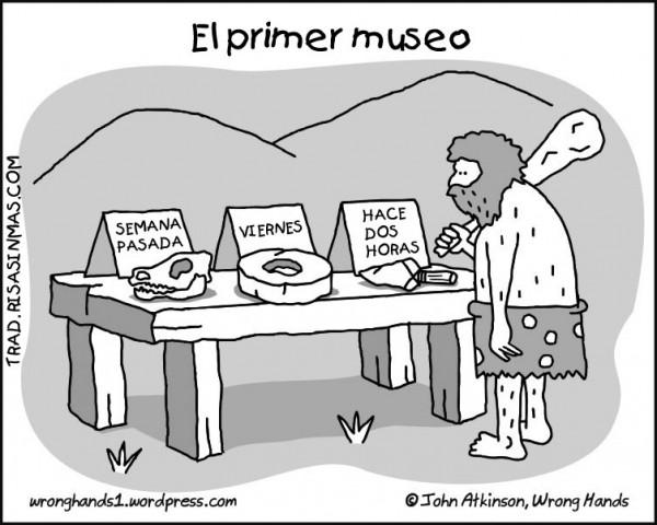El primer museo